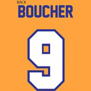 Waterboy Mud Dogs Bobby Boucher 9 Football T Shirt
