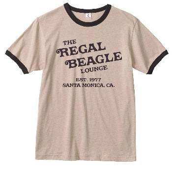 buy online 0af3f 4dc4b Three's Company Regal Beagle retro T-shirt [] - $17.95 ...