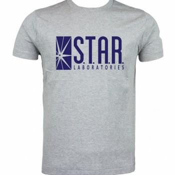 af078608 The Flash STAR Laboratories T-shirt The Flash [] - $16.95 : qtgraphics ...