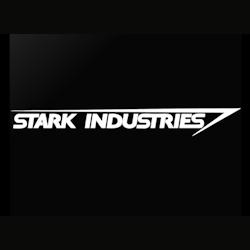 Stark Industries logo decalStark Industries Png